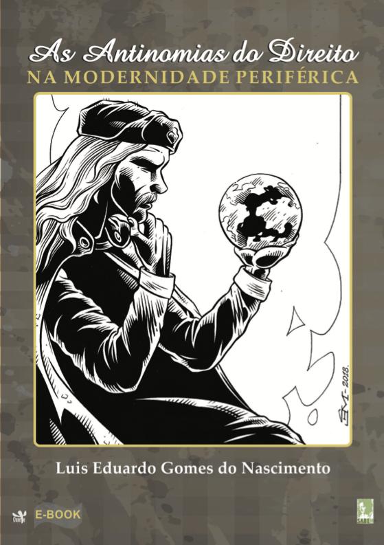 Capa de Livro: As Antinomias do Direito NA MODERNIDADE PERIFÉRICA