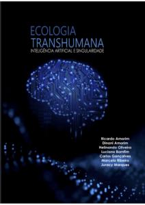 Capa de Livro: ECOLOGIA TRANSHUMANA