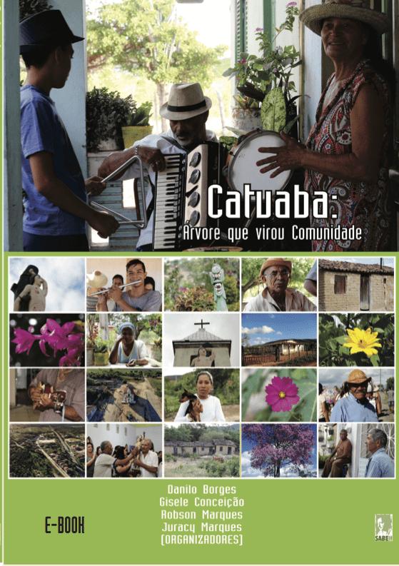 Capa de Livro: Catuaba: Árvore que virou Comunidade