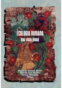 Capa de Livro: ECOLOGIA HUMANA: Uma visão global