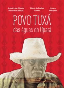 Capa de Livro: Povo Tuxá das Águas do Opará