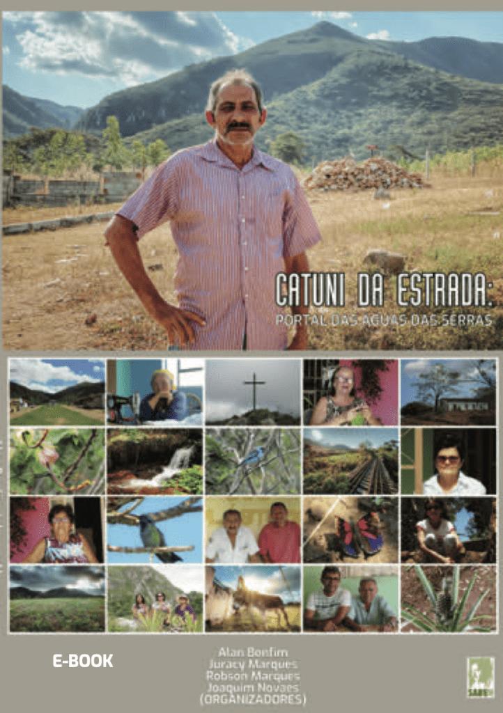 Capa de Livro: CATUNI DA ESTRADA: PORTAL DAS AGUAS DA SERRA