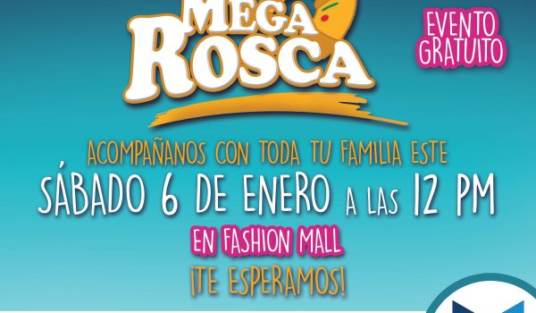 MEGA ROSCA DE REYES