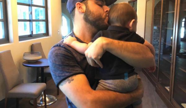 Gerardo Ortiz y su etapa como papá.