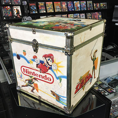 Video Game Wizards Store 2