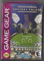 Caesars Palace - Game Gear GG Game