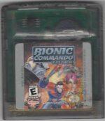 Bionic Commando: Elite Forces - Game Boy Color Game