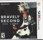 Bravely Second: End Layer Nintendo 3DS Game