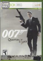 007: Quantum of Solace - Xbox 360 game