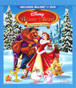Beauty and the Beast: The Enchanted Christmas (Blu-Ray + DVD)