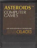 Asteroids - Atari Home Computers game