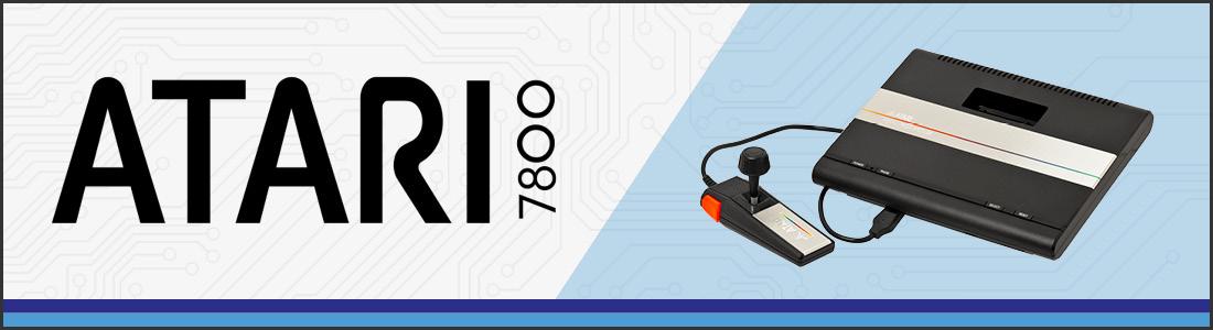 ATARI 7800 | VIDEO GAME WIZARDS