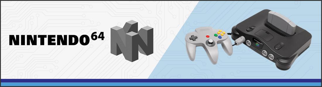 NINTENDO 64 | VIDEO GAME WIZARDS