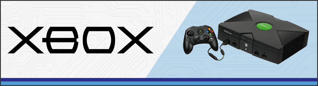 ORIGINAL X-BOX   VIDEO GAME WIZARDS