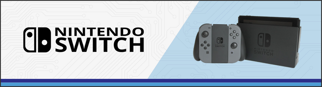 NINTENDO SWITCH | VIDEO GAME WIZARDS