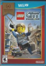 Lego City Undecover (Wii U) Game