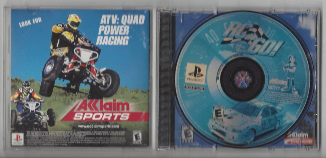RC de GO - Playstation (PS1)