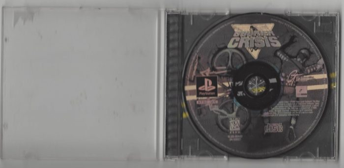 Courier Crisis - Playstation (PS1)
