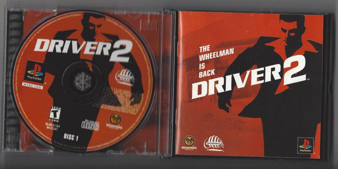 Driver 2 - Playstation (PS1)