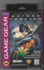 Batman Forever - Game Gear (GG)