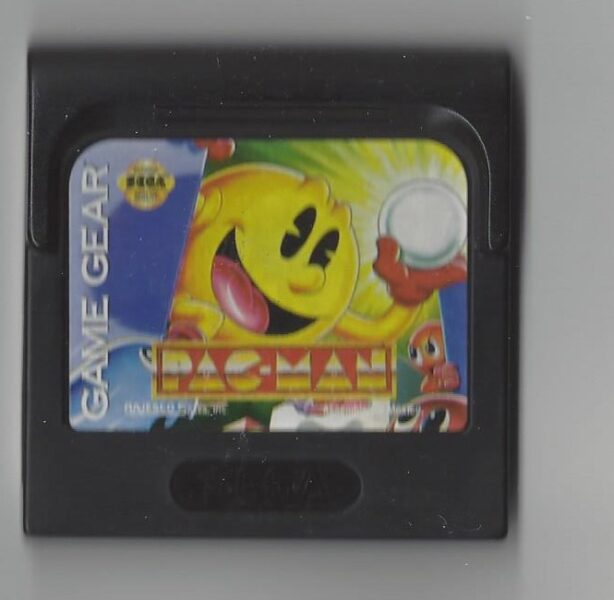 Pac-man - Game Gear (GG)