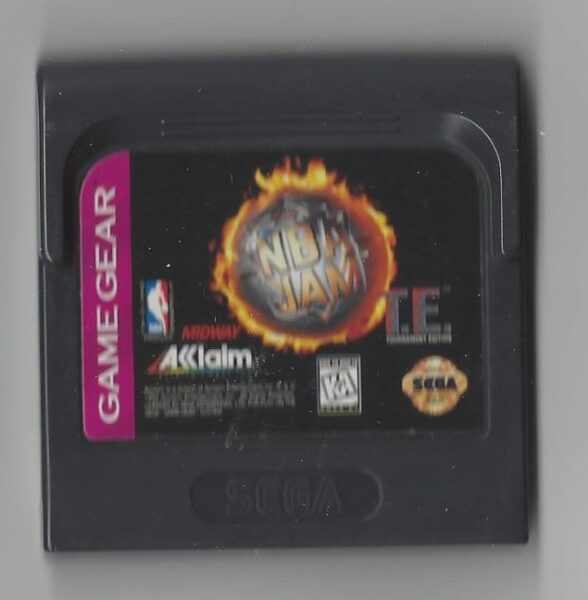 NBA JAM T.E. Tournament Edition - Game Gear (GG)