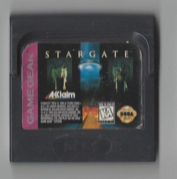 Stargate - Game Gear (GG)