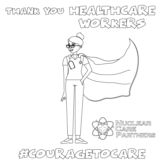 thank you healthcare workers from ncp