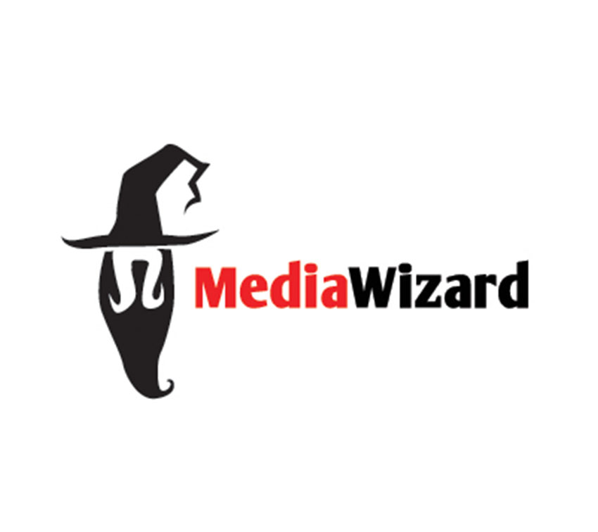 Media Wizard logo