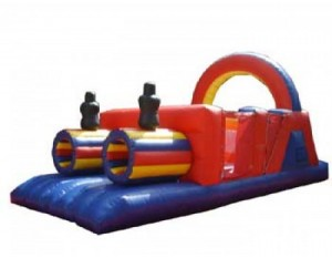 Inflatable Obstacle Course Rental | Kansas City MO