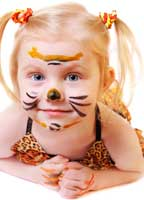 Face Painting | Rent a Face Painter | Kansas CIty MO
