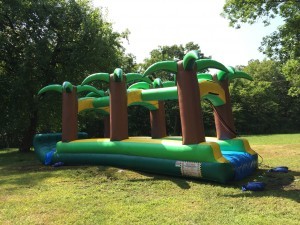 Tropical Slip and Slide Rental
