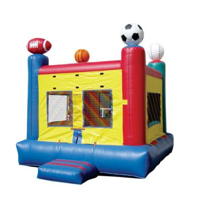 Inflatable Rentals | Sports Bounce House Rentals | Obstacle Course Rentals | Kansas City MO