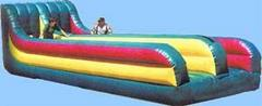 inflatable rental bounce house slide