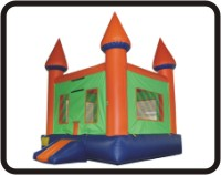 GreenBounceCastle