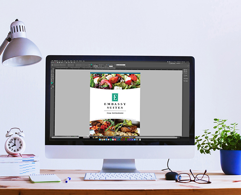 Graphic Design Services Embassy Suites Email