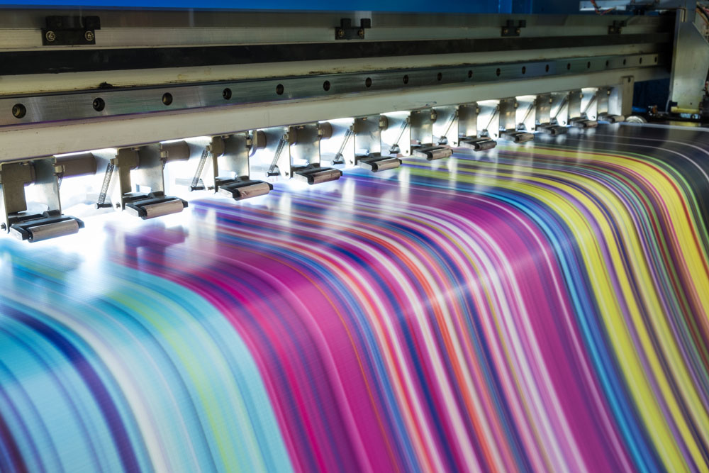 Printing - Lots of Colors