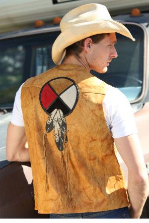 Col Western wear vests
