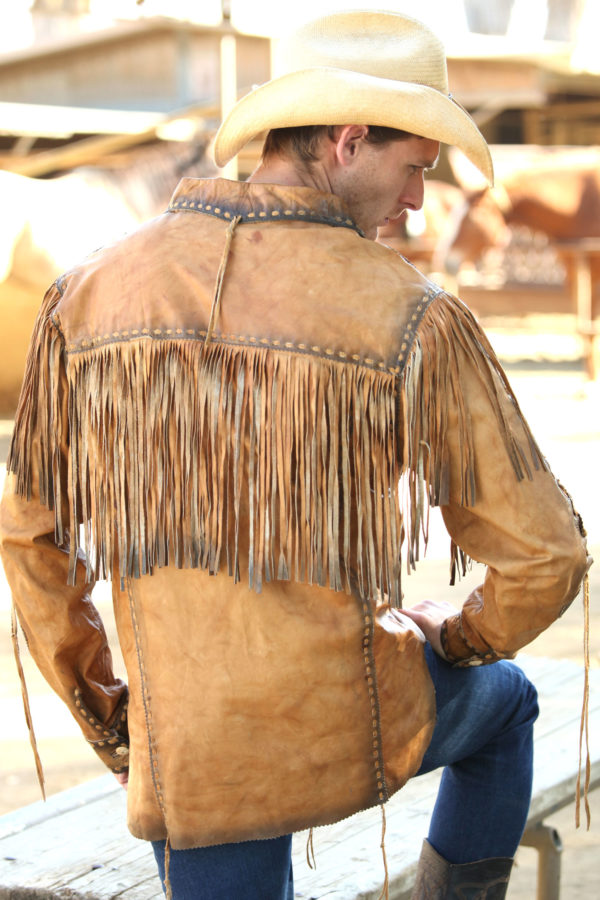 Native american style jackets