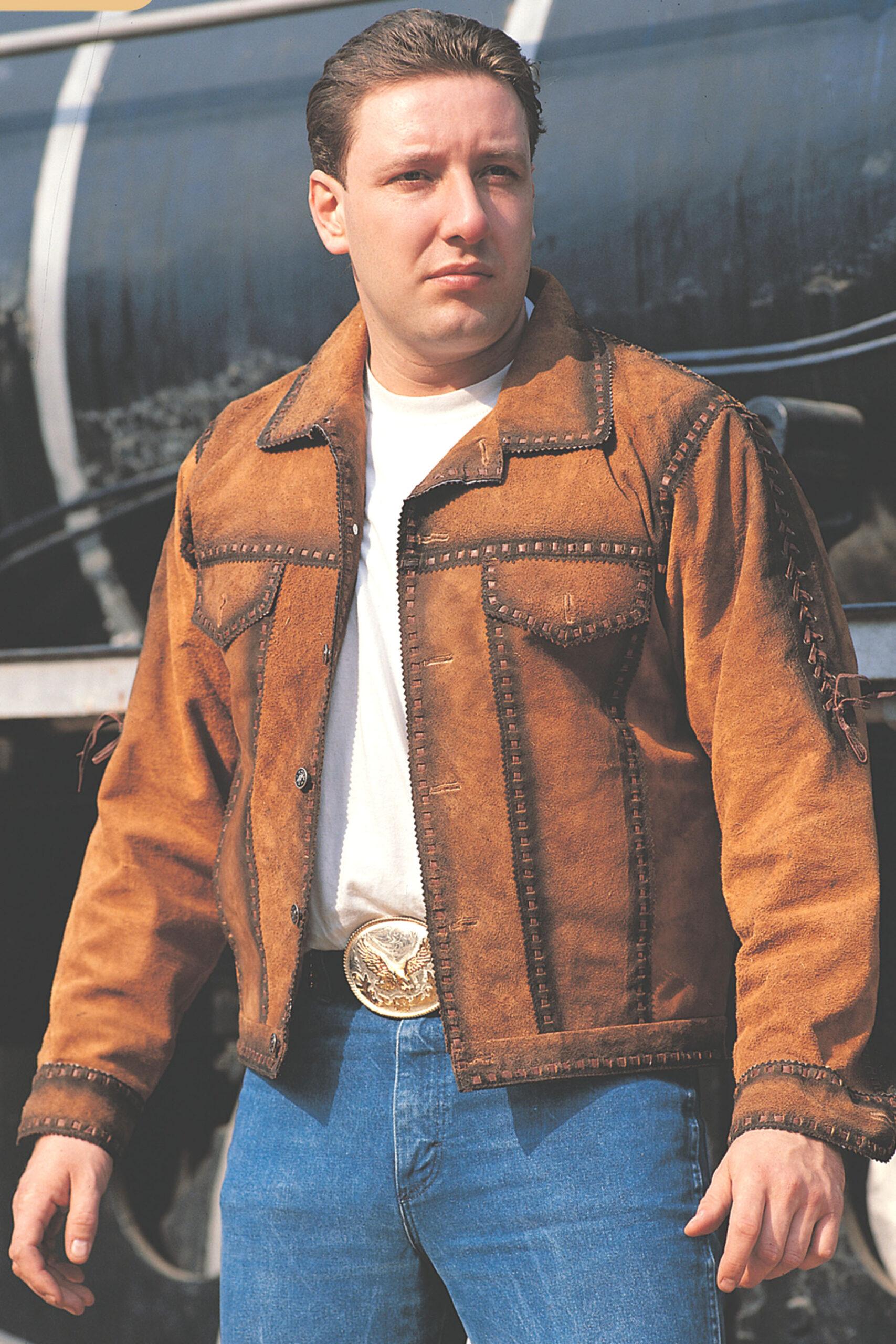 Rusty Mens jacket