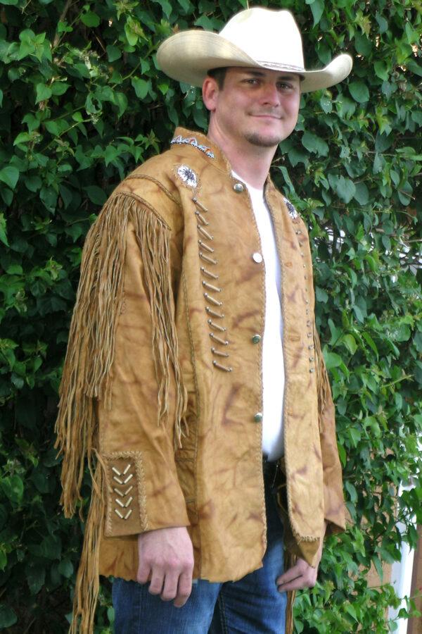 Zapata jacket