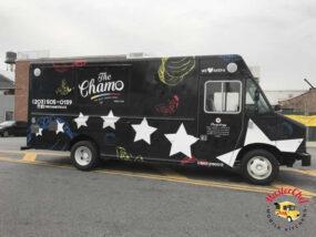 The Chemo Venezuelan cuisine food truck