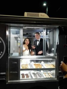 Doughology donut bar food truck