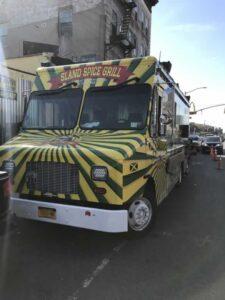 Island Spice Grill Food Truck