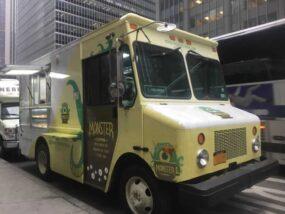 Monster Coffee Food Truck