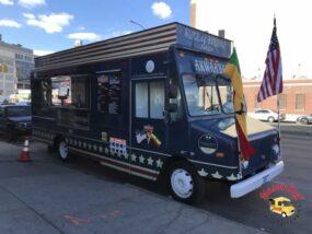 Famous Famigilia Pizza Truck