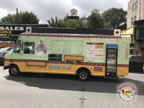 Aladdin Mediterranean Food Truck