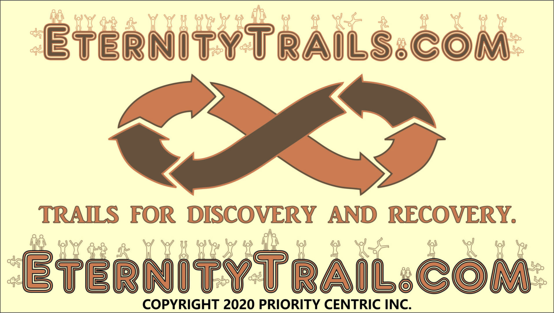 ETERNITY TRAIL LOGOS CR2020
