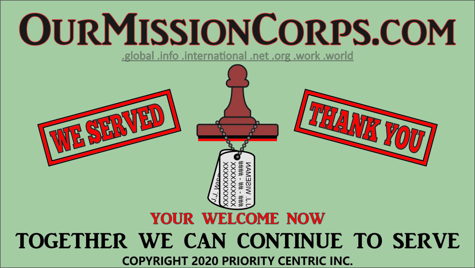 MISSION LOGO CR2020
