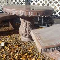 Mexican Deco Table Set